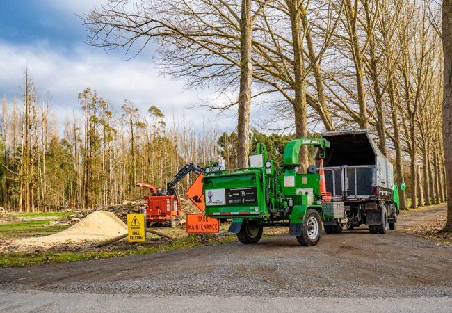 Specialised Mulching, felling and tree maintenance