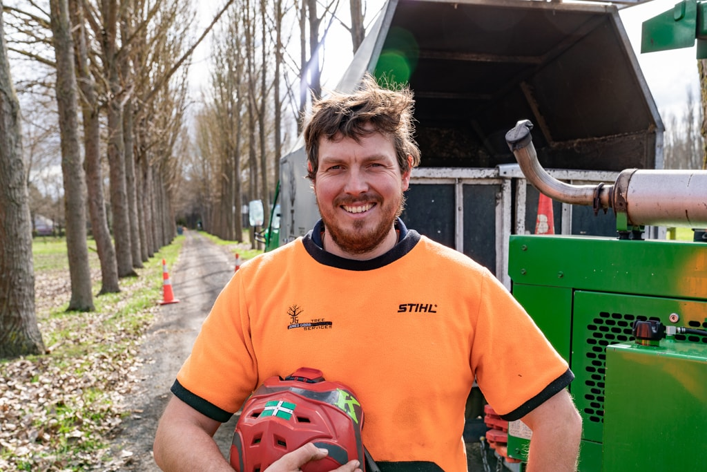 Our qualified team of arborists all over North Canterbury